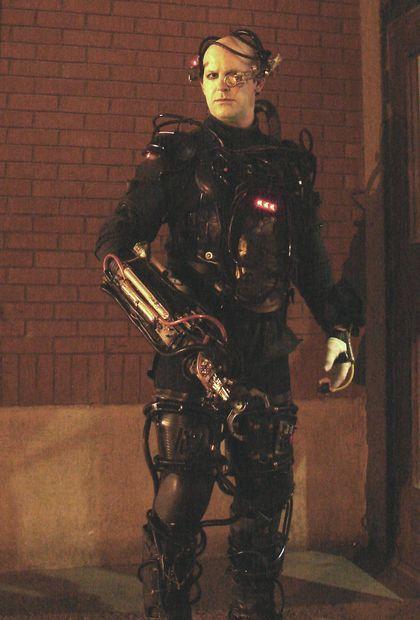 Borg costume  sc 1 st  Pinterest & The 52 best Halloween images on Pinterest   Costumes kids Halloween ...