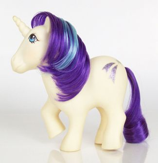 I collect Vintage My Little Ponies from the 80s. I currently have over 200 of them on shelves in my house