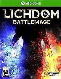 lichdom  battlemage  microsoft Xbox one free shipping