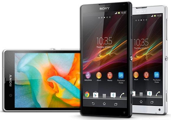 Sony Xperia Z-Smartphone