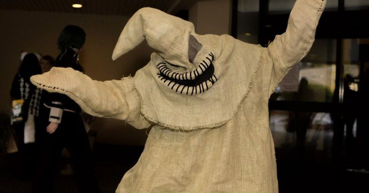 How to make an Oogie Boogie costume