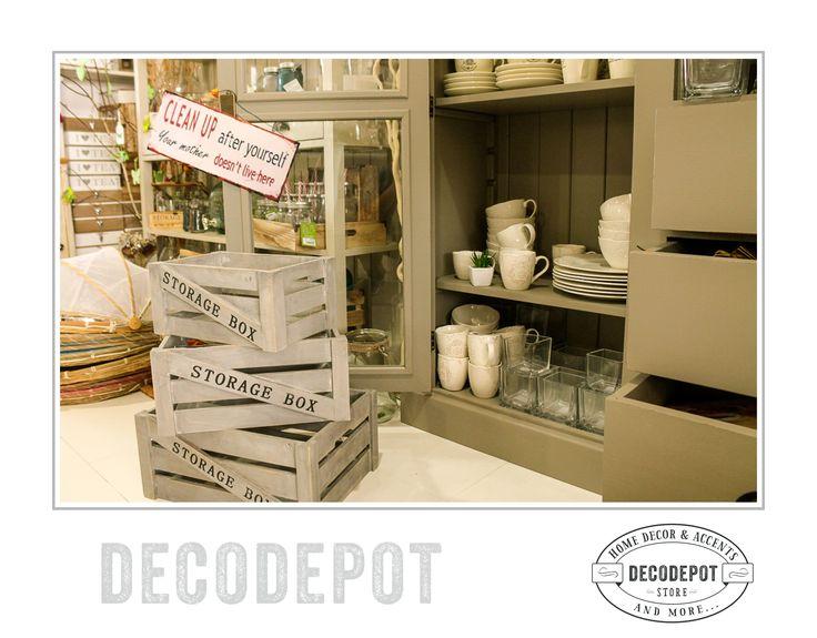 Cutii pentru depozitare diverse. Storage. Boxes. Small. Medium. Big. Wood. Inscriptioned. Braşov. România. DecoDepot. Shop Online.