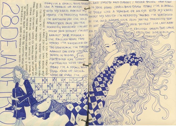 cecilia murgel's drawings