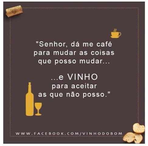 Vinho.