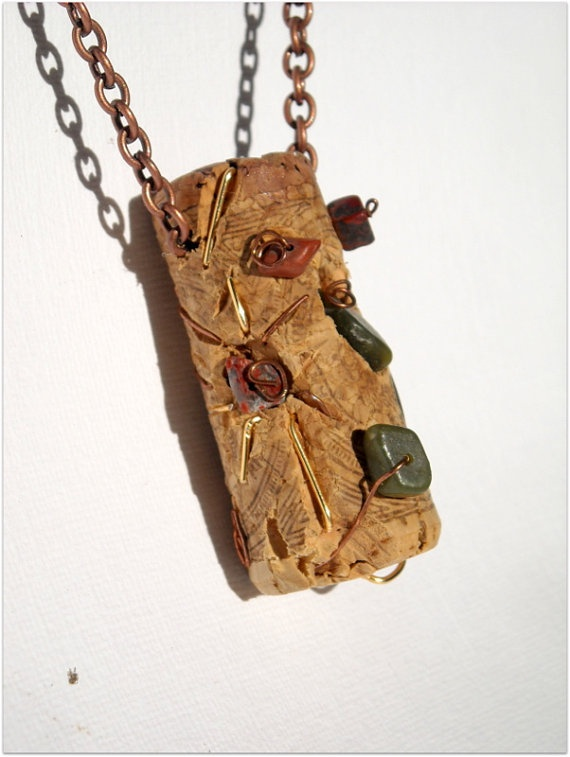 89 best wine cork jewelry images on pinterest wine corks