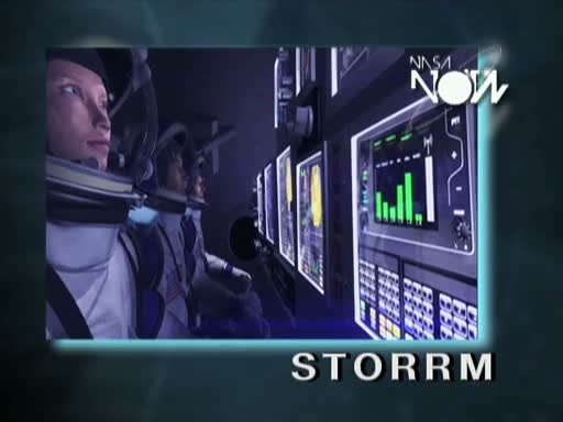 NASA Now Minute: Lasers and Light: STORRM