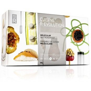 44 best do it yourself kits images on pinterest beauty products molecular cuisine diy kit this do it yourself molecular gastronomy kit includes all you solutioingenieria Choice Image