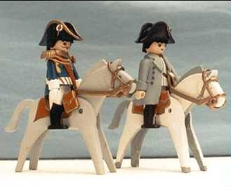 Napoleon Russia 1812 - Playmobil Style 24 Feb. 2013
