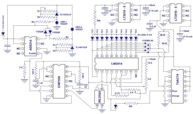 the world's catalog of ideas, circuit diagram