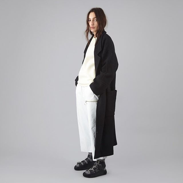 Amoung the new arrivals to the Womens store we welcome @apieceapart #apiceapart #goodhood