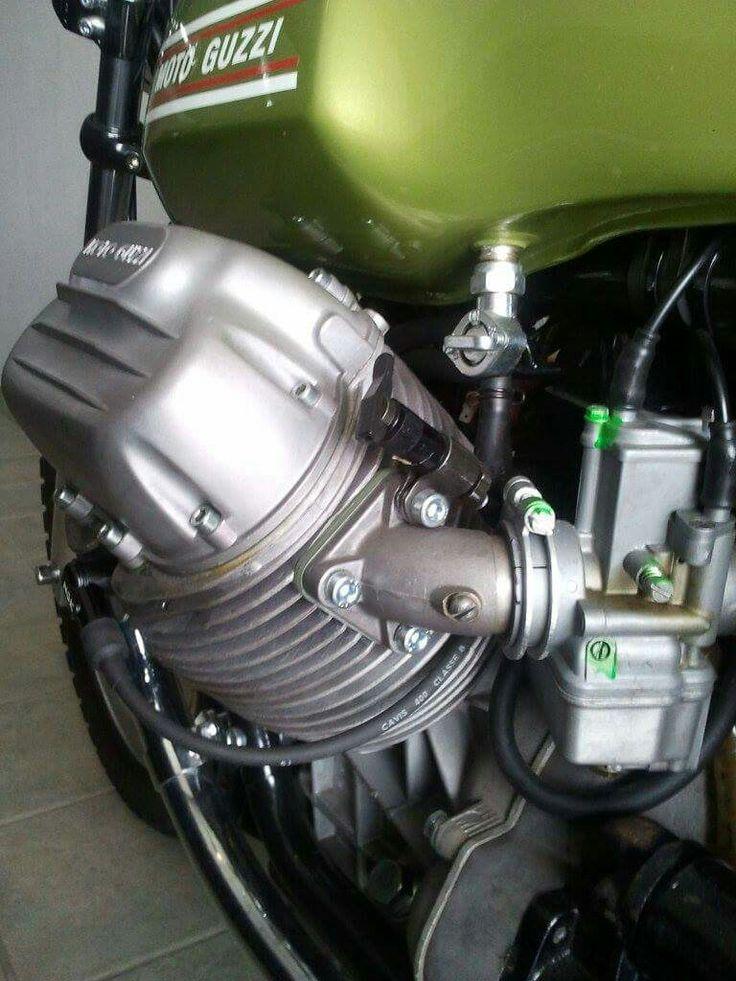 1973 Moto Guzzi V7 Sport @ Moto Officina www.moto-officina.com #motoguzzi #guzzi #v7sport #motoofficina #italianmotorcycle #classicmotorcycle