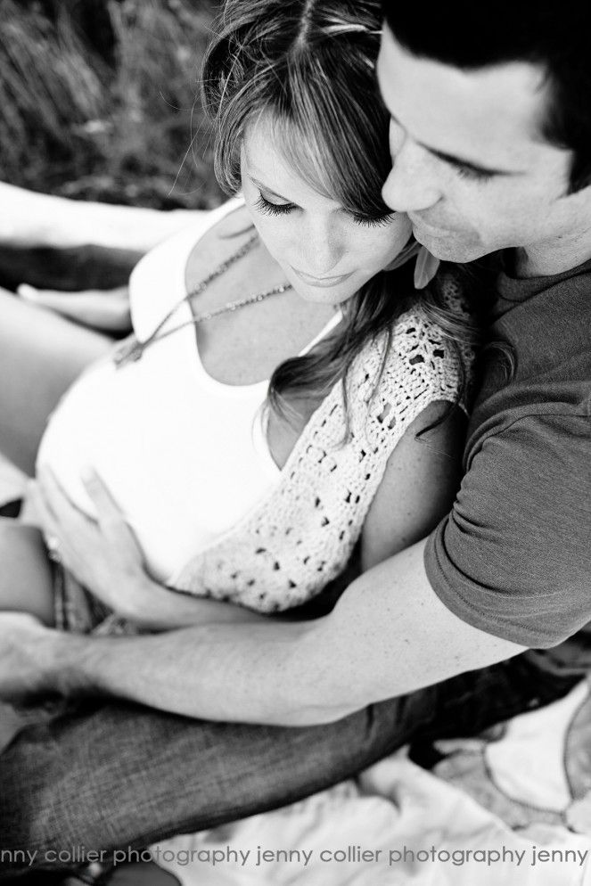 Maternity pose and photo, love the black and white. Also the relaxing feel of the picture.