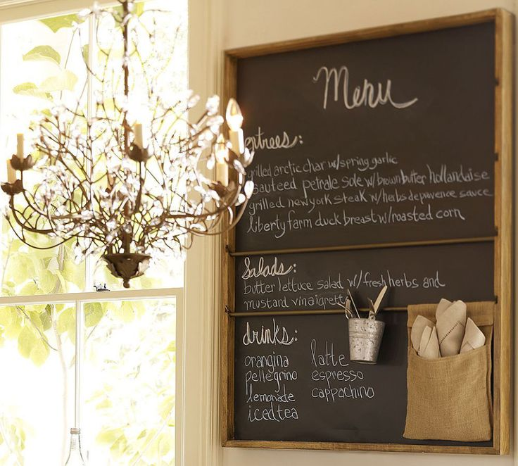 Pottery Barn Rustic Wall Organizer With Images Bistro