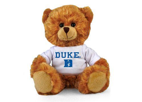 Duke Stuffed Teddy Bear