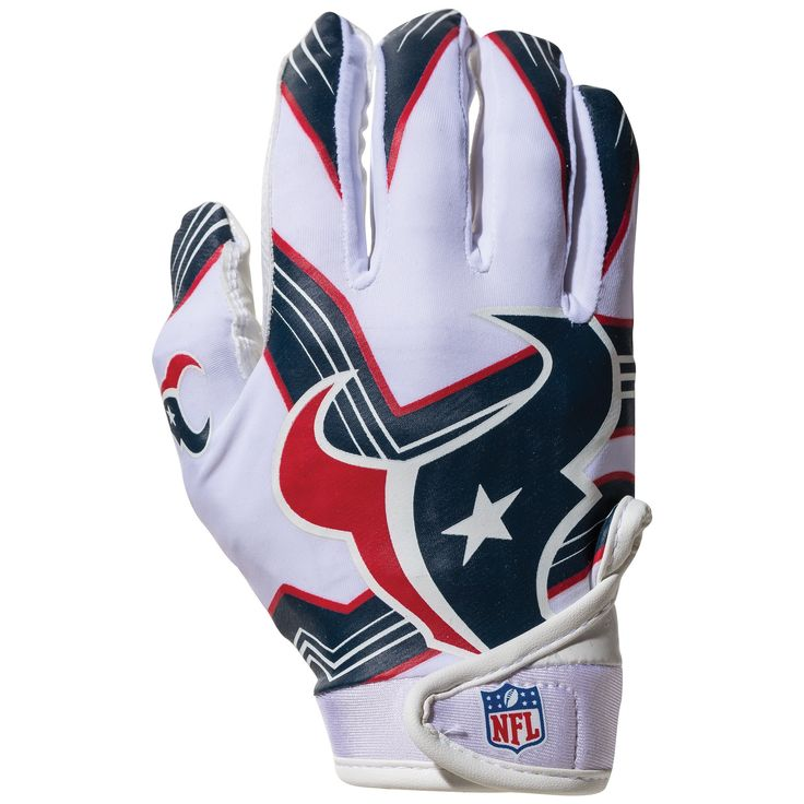 NFL Houston Texans Franklin Receiver Gloves
