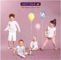Sergent Major - For your kids aged 0 - 14 years old