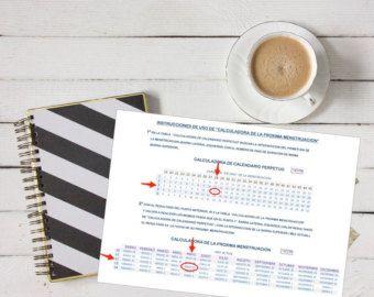 Calculadora de la próxima menstruación, de los días más fértiles donde quedarte embarazada y si lo consigues, saber qué día será el parto (aproximadamente)