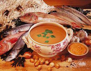Chorba au poisson(recette tunisienne )