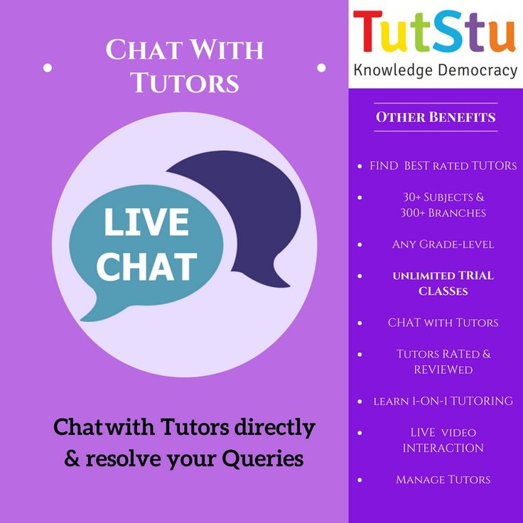TutStu is an Online Tutoring Platform, where students can find suitable teachers. Students can chat LIVE with tutors and discuss and resolve their quarries.