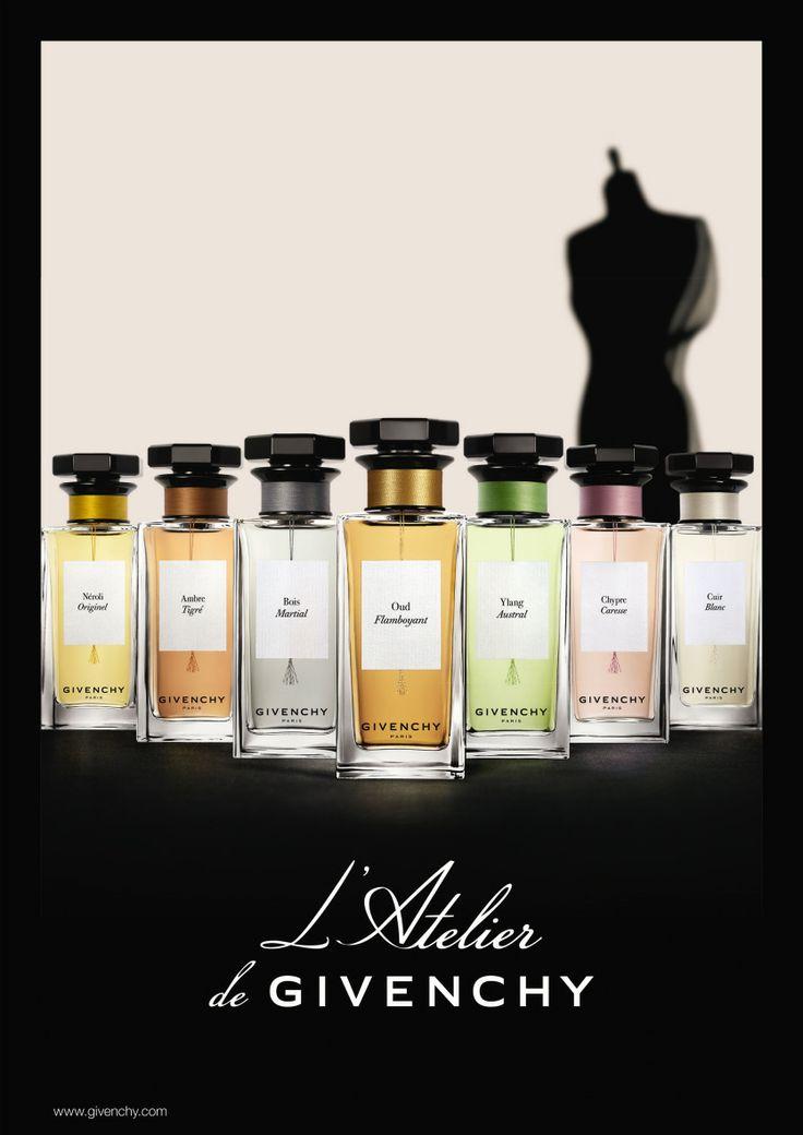 L'Atelier de Givenchy, a collection of seven, Haute ...