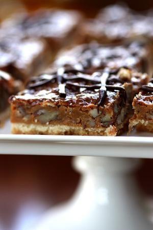 Karmelowe ciasteczka z orzechami