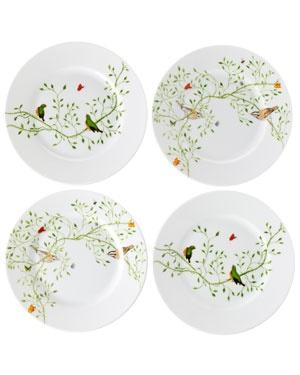 little bird plates