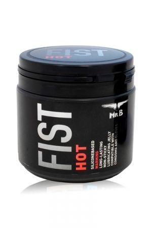 Lubrifiant à Fist Chauffant Mister B FIST Hot 500 ml
