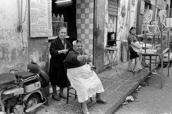 Naples, Wim van der Linden.