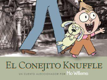 El Conejito Knuffle (Knuffle Bunny Series): Amazon.es: Mo Willems, F. Isabel Campoy: Libros