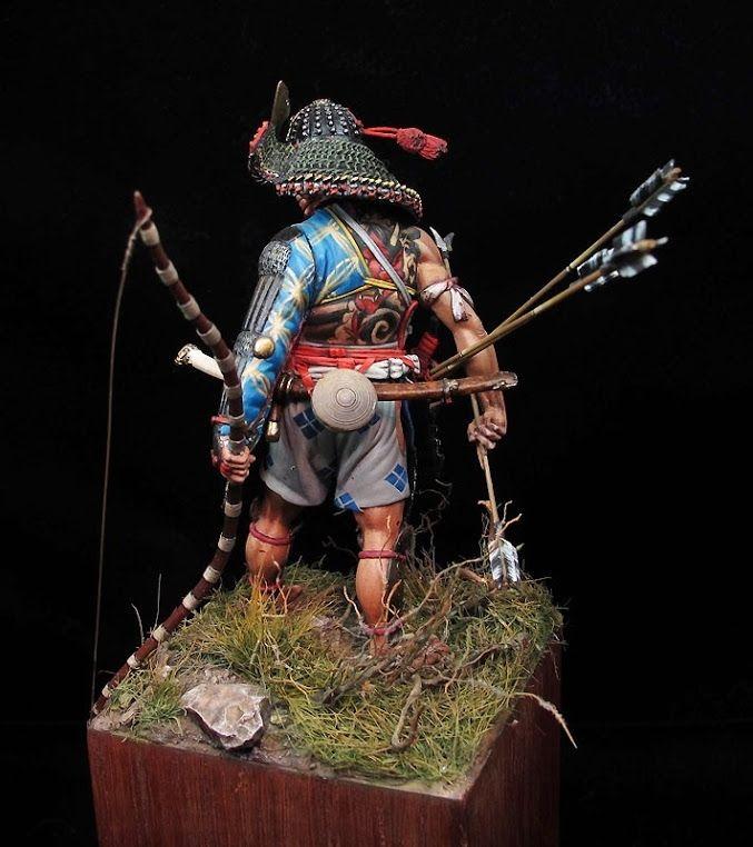 17 Best Images About Samurai On Pinterest: 17 Best Images About Painted Figures On Pinterest