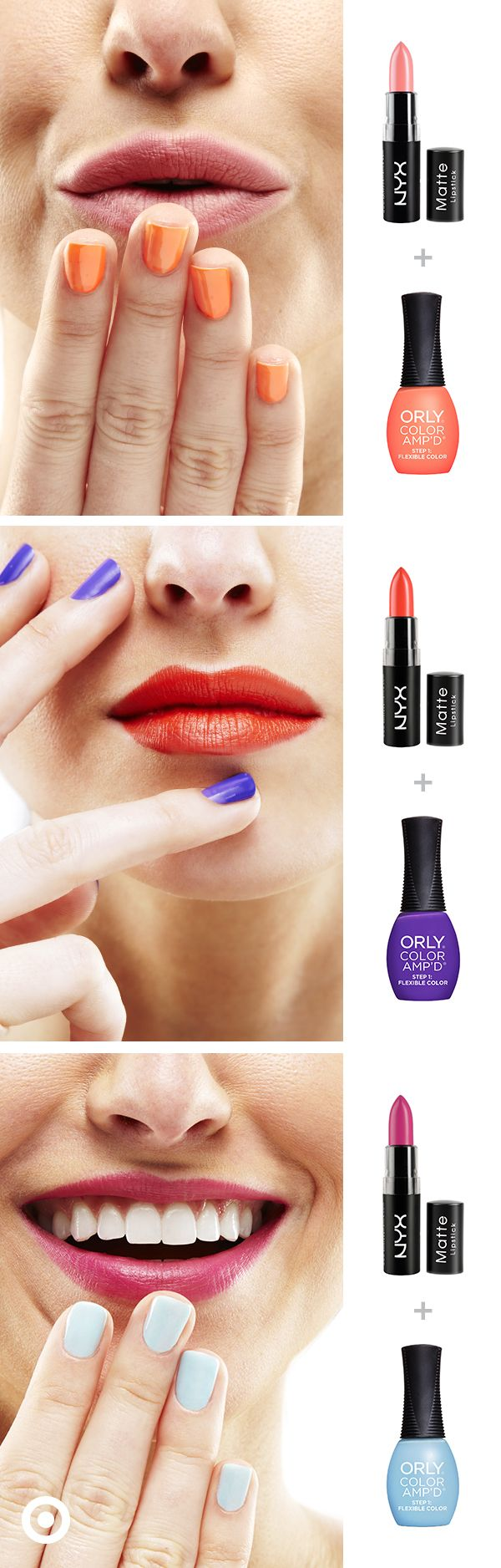 244 best orly images on pinterest autumn nails beauty hacks and these bright unexpected nail lip pairings have us swooning this spring heres how geenschuldenfo Image collections