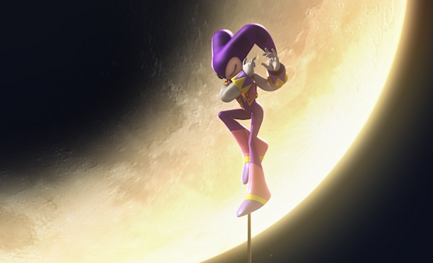 Nights into Dreams was my favorite game on the Sega Saturn.