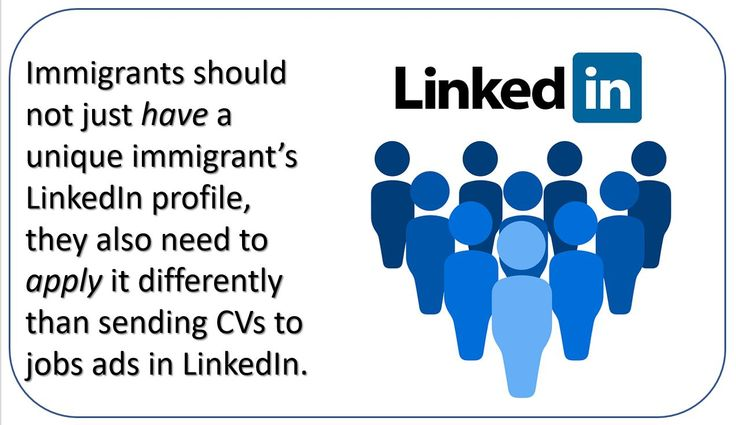 As an immigrant job seeker with a LinkedIn profile, what you need is LinkedIn profile views.  You need large volumes of LinkedIn profile views from potential employers, recruiters and people who are interested in your skills, qualifications, and experience with the aim of employing you. Over 80% of recruiters and potential employers use LinkedIn to find their next candidate – will they find you?