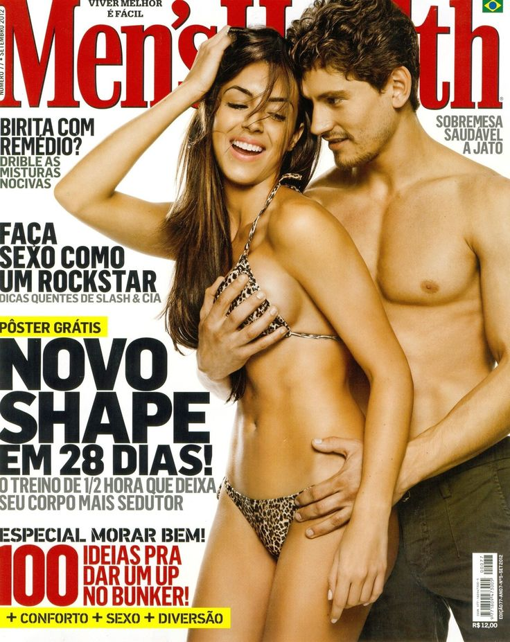 Ilha and Nuel McGough for Men's Health