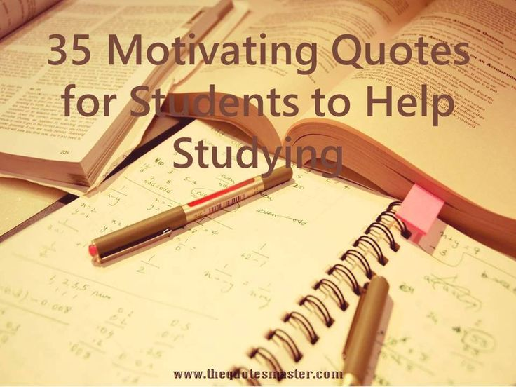 Collection of best motivating and inspiring quotes for students and kids during exams.