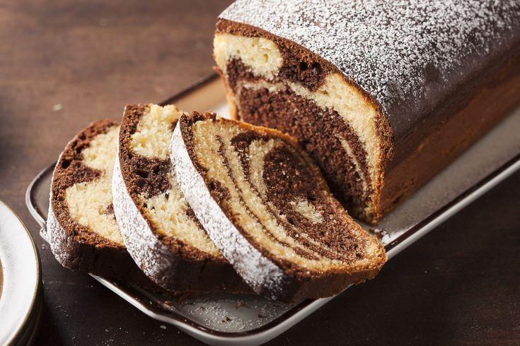 Ciasto zebra #delektujemy #ciasto #deser #cake