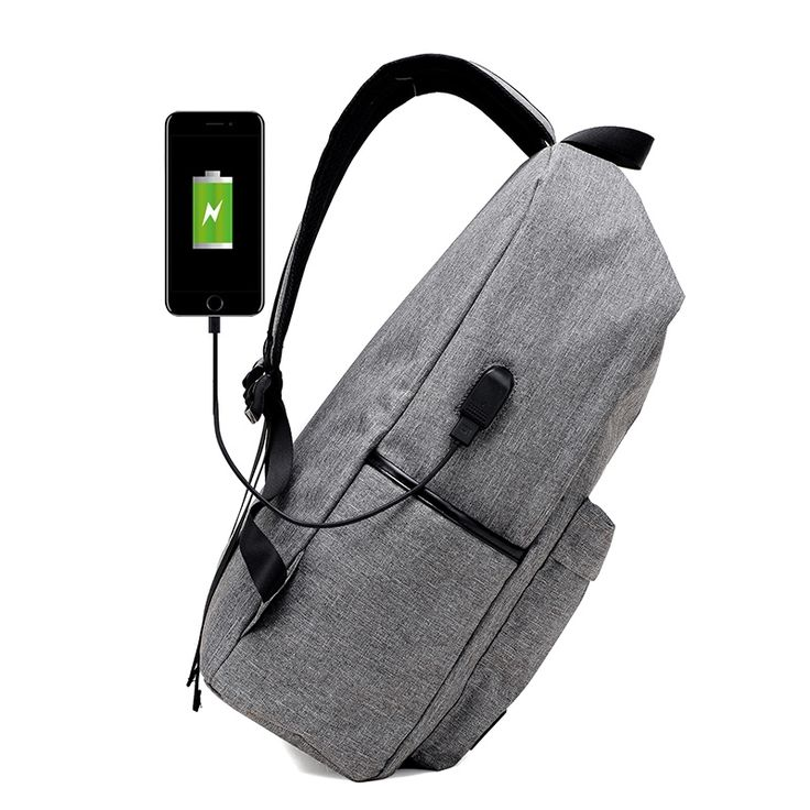 29.78$  Buy here - http://aliz37.worldwells.pw/go.php?t=32785878105 - Unisex Backpacks USB Charge Men Backpack Portable Canvas Women Backpack Ipad High Quality School Bags For Teenager Rucksack 0221 29.78$