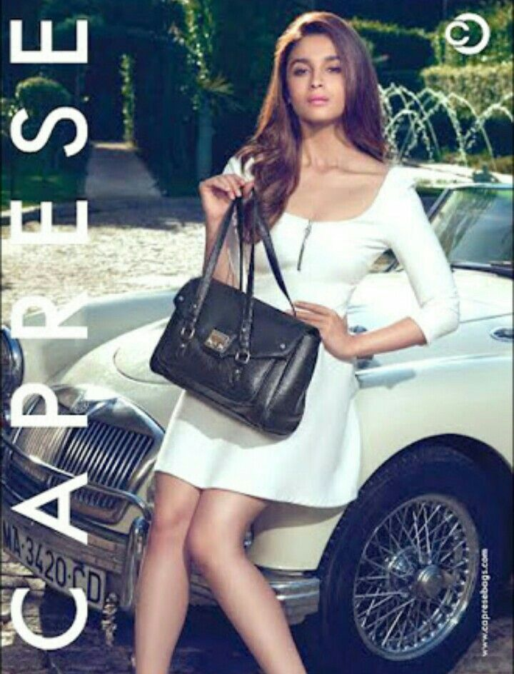 Caprese bag black- alia bhatt