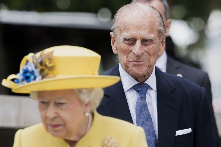 Prins Philip stopt op 2 augustus