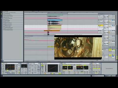 Sound Design for Film Pt. 3 - Stinger (Clash of the Titans)