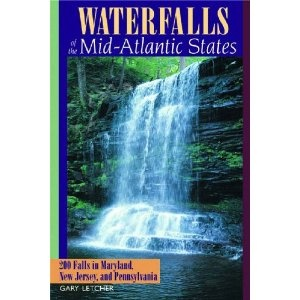 "Waterfalls of the Mid-Atlantic States: 200 Falls in Maryland, New Jersey, and Pennsylvania. More than just a hiker's guide, this guidebook describes more than 200 waterfalls in the Mid-Atlantic region, along with instruction on how to reach them.    Residents of the Mid-Atlantic states may know of Passaic Falls in New Jersey, Bushkill Falls (the ""Niagara of Pennsylvania""), or the Great Falls of the Potomac in Maryland. Yet there are many other falls that are less known, just beyond the view…"
