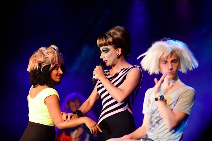 RuPaul's Drag Race Bianca Del Rio and guests  More on dailyxtra.com  #queerarts #dragshow #dragqueen #LGBT #LGBTQ