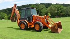2000 FIAT ALLIS FT110 4X4 BACKHOE AND LOADER AWS PILOT CONTROLS backhoe loader financing apply now www.bncfin.com/apply