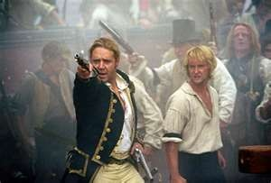 Master and Commander. Pinner said: Best. Movie. Ever. I need to see this