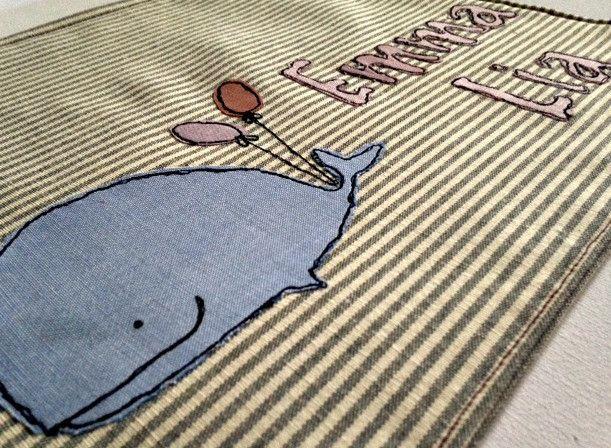 Tovaglietta per la colazione per bambini  di What Mari Makes su DaWanda.com