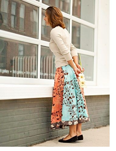 51 Free Skirt Patterns