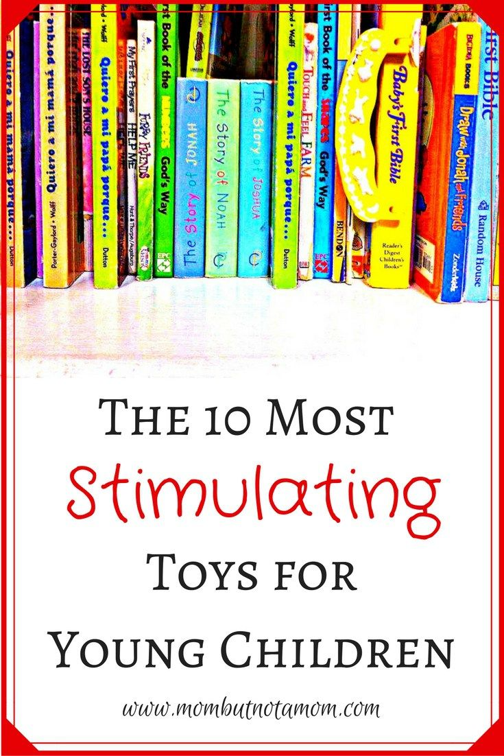 Here's what the toy industry doesn't want you to know about buying toys for your kids! Sometimes the most fun doesn't come from the flashiest toy.   Mom but not a Mom