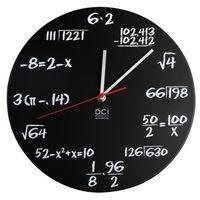 Orologio Matematico da Parete