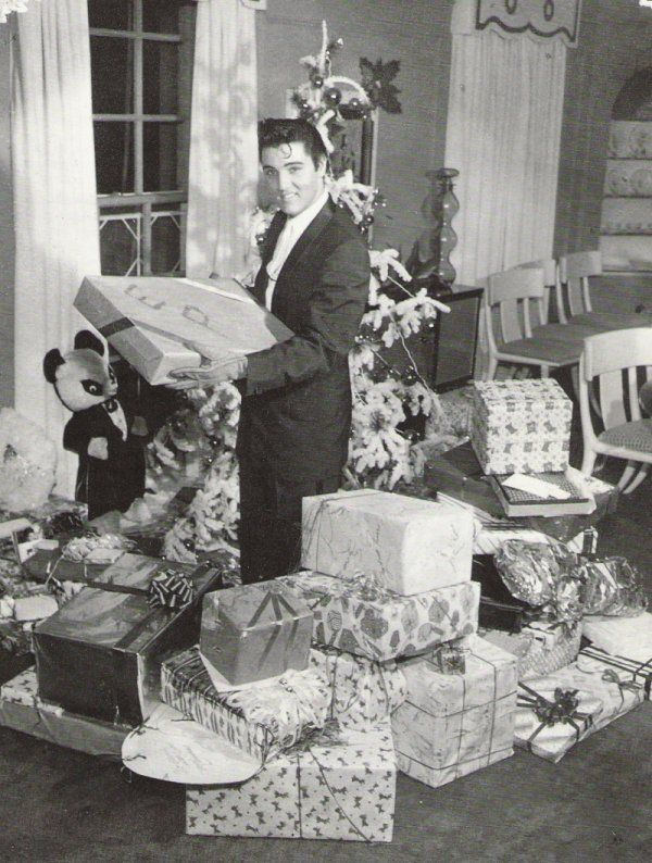 Elvis presley xmas gifts for her