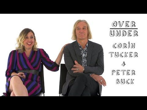 Trending Music News - Corin Tucker & Peter Buck Rate Portland, Justin Bieber, and Cheez Whiz